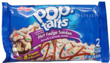 Kellogg's Pop Tarts Hot Fudge Sundae 2 Pack